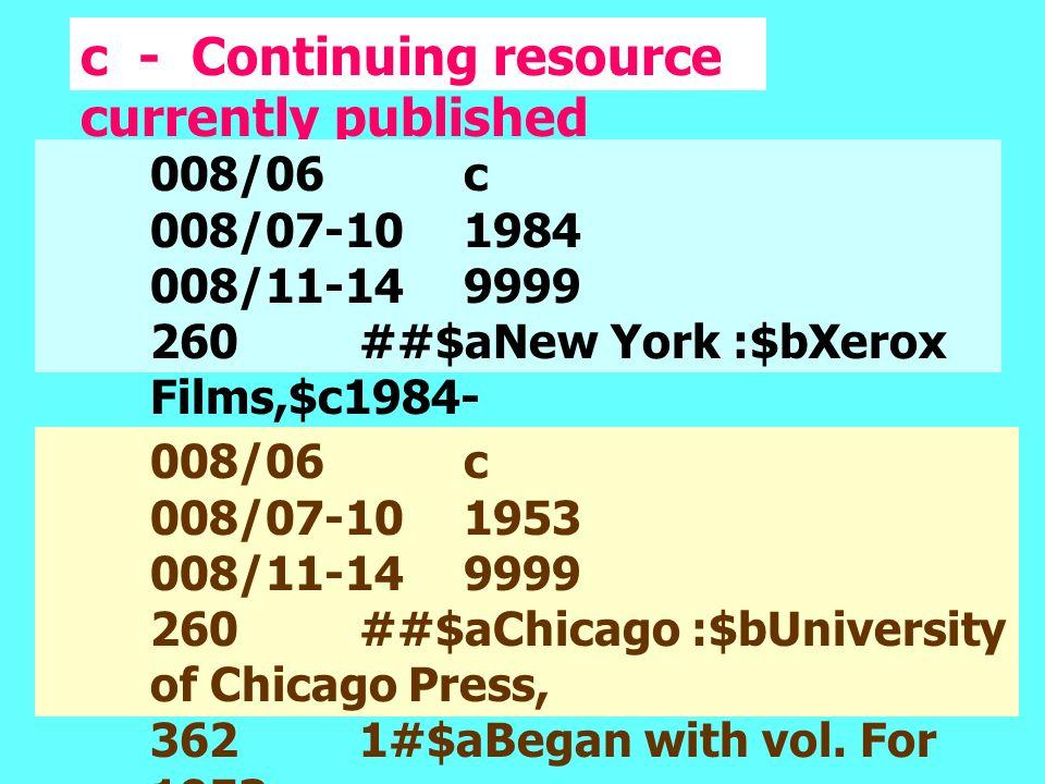d - Continuing resource ceased publication 008/06d 008/07-101928 008/11-141941 260##$aBerlin :$bVZG,$c1928-1941, 3620#$aVol.