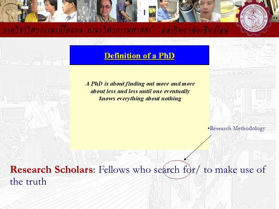 วิทยานิพนธ์คืออะไร รายงานทางวิชาการ โดยนักศึกษา ระดับบัณฑิตศึกษา พรรณนาขั้นตอน วิธีการ และผล การศึกษาวิจัย โดยเขียนอย่างเป็น ระบบ มีแบบแผน ตามที่กำหนด การอภิปรายสิ่งที่ค้นพบจากการ วิจัย ถึง ข้อเท็จจริง (facts)/ หลักฐาน (evidence) และหลักการ (principles) มีข้อสรุป บนพื้นฐานของสิ่งที่ค้นพบ เหล่านั้น สื่อที่จะสามารถถ่ายทอดความคิด ความรู้และคำตอบของประเด็น ปัญหาไปสู่ผู้ที่สนใจ