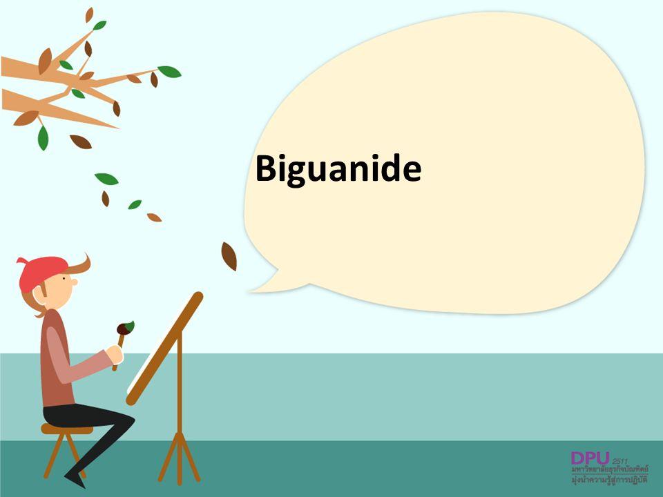 Biguanide