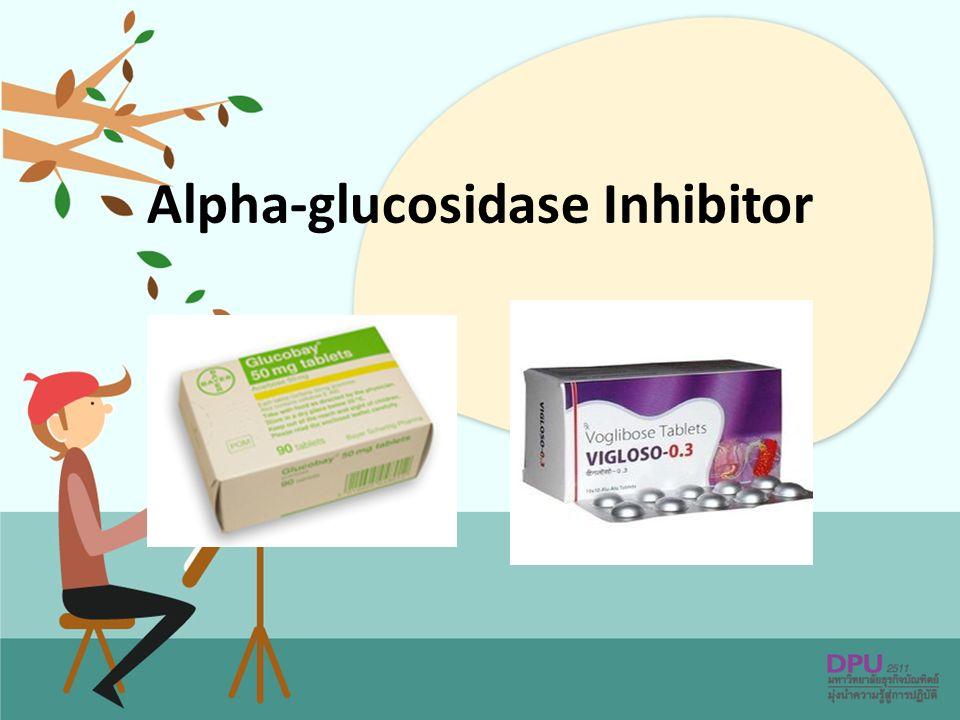 Alpha-glucosidase Inhibitor