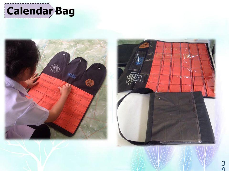 Calendar Bag 39
