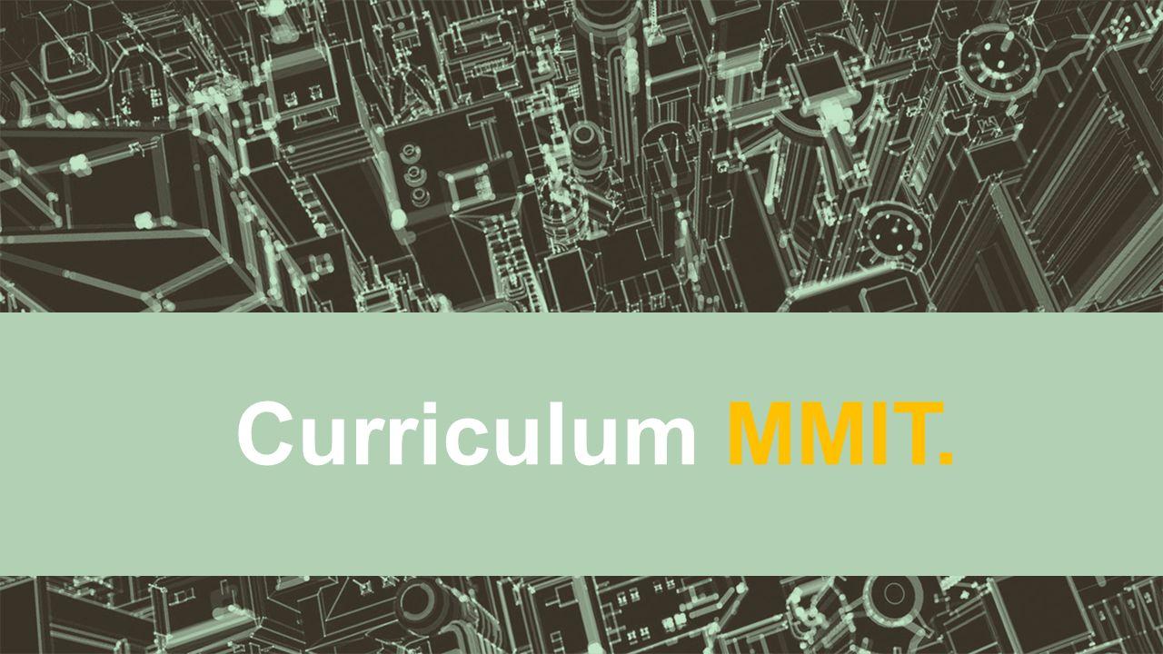 Curriculum MMIT.: CAMT Back OfficeFactory Procurement & Store Production QC.