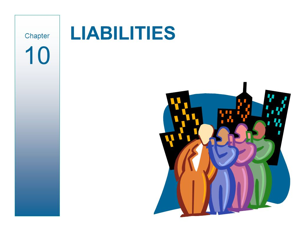 I.O.U.Defined as debts or obligations arising from past transactions or events.