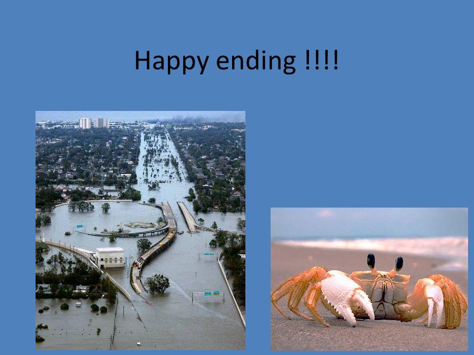 Happy ending !!!!