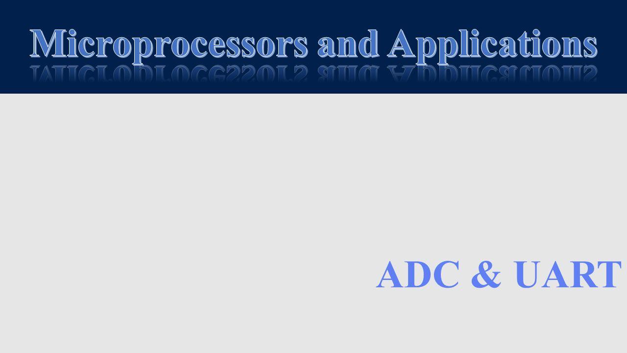ADC & UART