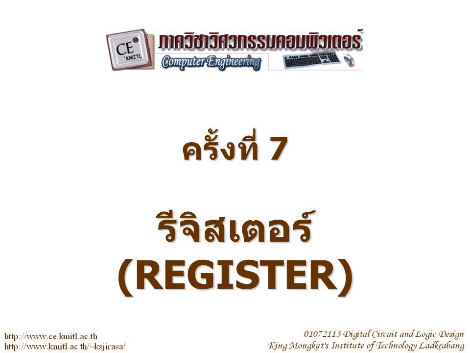 Shift Register Applications