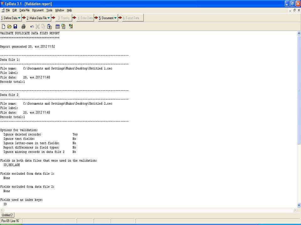 28 Case summary (output)