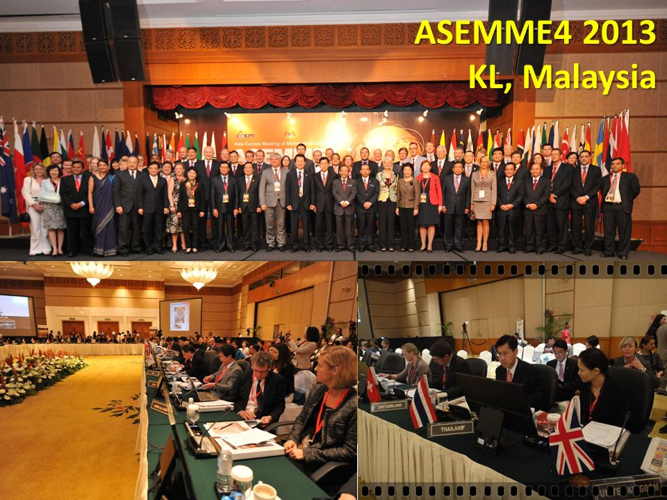 ASEMME4 2013 KL, Malaysia