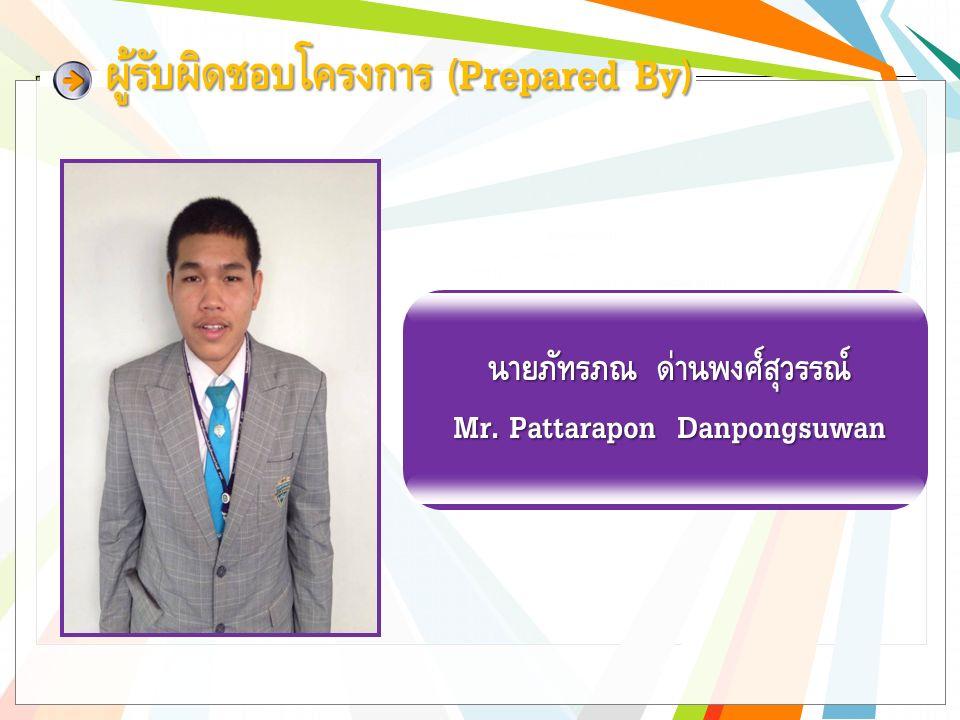 ระยะเวลาในการดำเนินงาน (Duration) Start Project 16 th June 2014 To 27 th Februaru 2015