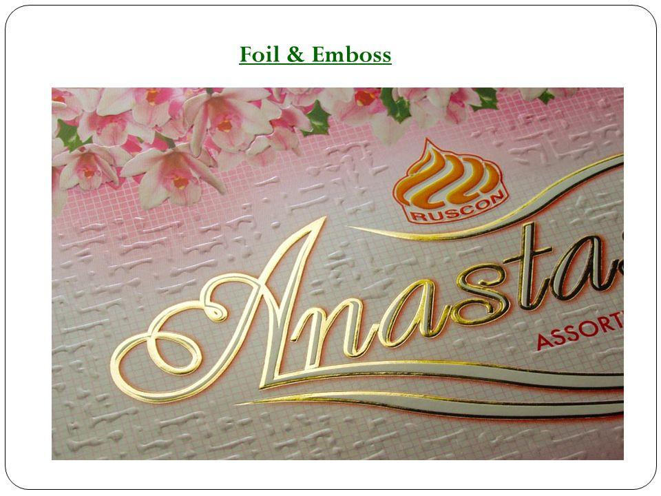 Foil & Emboss