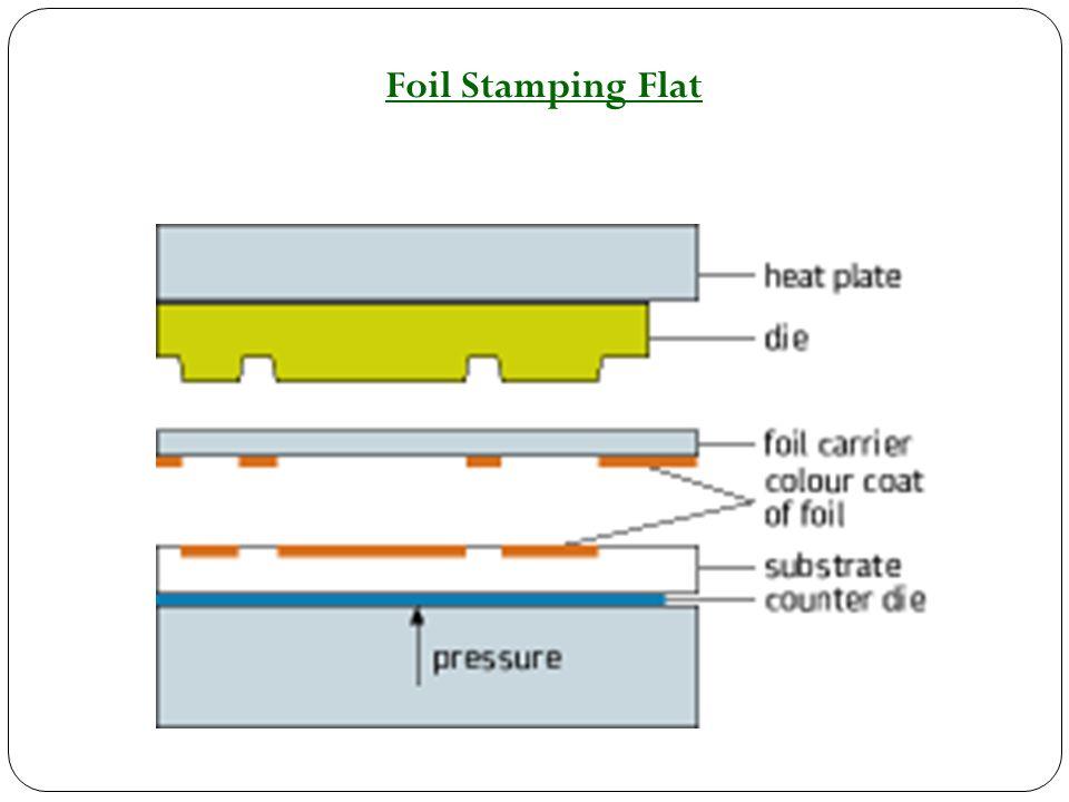 Foil Stamping Flat