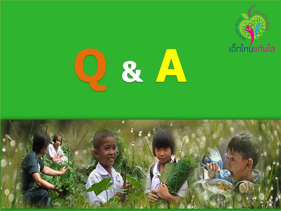 Q & AQ & A Q & AQ & A