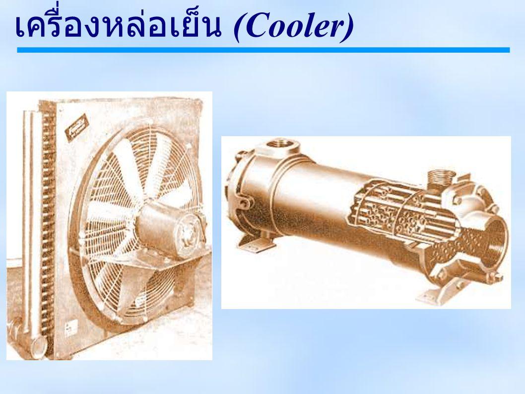 เครื่องหล่อเย็น (Cooler)