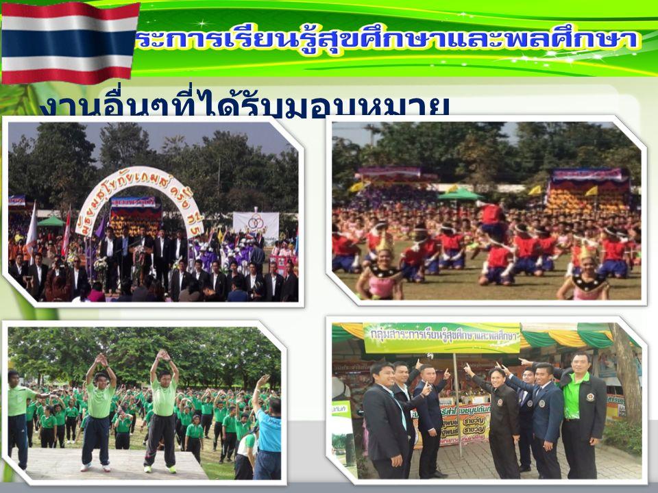 โครงการพัฒนาการจัดการ เรียนรู้สุขศึกษาฯ ( ปรับปรุงห้องกลุ่มสาระ การเรียนรู้ ) ( ติดตั้งเวทีมวยมาตรฐาน ) โครงการพัฒนา ความสามารถของนักเรียน เพื่อการอนุรักษ์ศิลปะแม่ไม้ มวยไทย ปีหน้าจะพัฒนางานอย่างไร นำเสนอ 2 โครงการ
