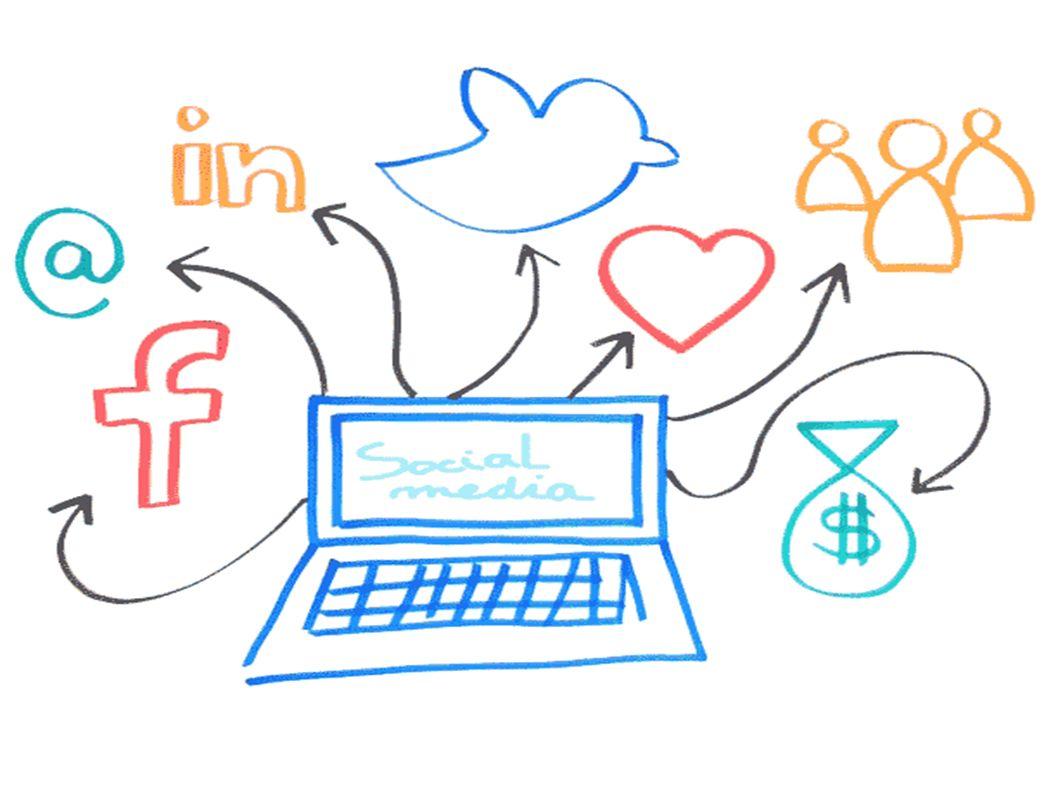 Social Media >> สื่อเชิงสังคม สร้างขึ้นจากแนวคิด Web 2.0 เป็น Application บนอินเทอร์เน็ต >> แลกเปลี่ยนเนื้อหา Application สร้างตามความต้องการของกลุ่มเป้าหมาย ประเภทต่างๆ