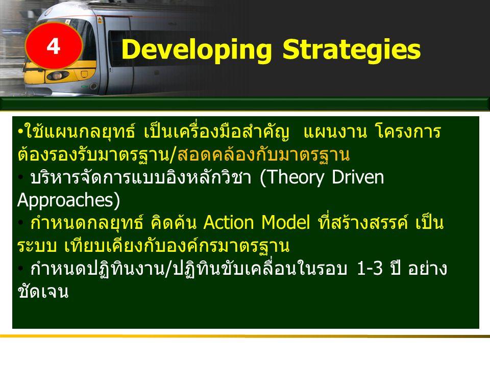 -ระบบ MOU ต้องถูกนำมาใช้ ในขั้น Setting Goal -ครู คศ.3-4 ต้องทำ MOU เป็นกรณีพิเศษ