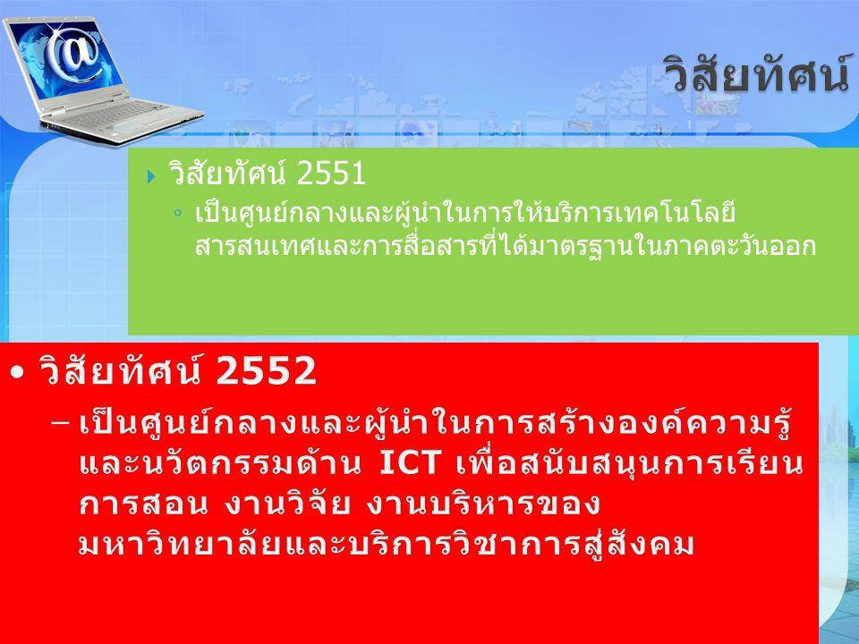 ระบบ e-Learning : http://course.buu.ac.th - จำนวนรายวิชาทังหมด 333 รายวิชา - จำนวนผู้ใช้งานทั้งหมด 44,032 คน - ผู้สร้างรายวิชา 830 คน