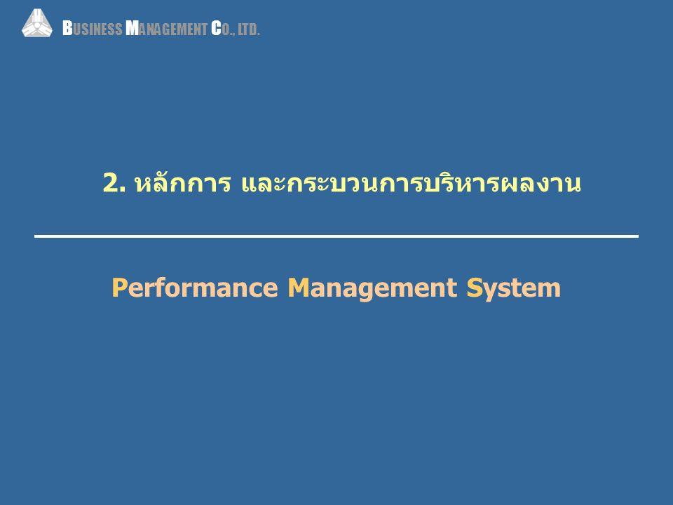 B USINESS M ANAGEMENT C O., LTD. B USINESS M ANAGEMENT C O., LTD. ในการให้ความคิดเห็นและรายงานผลการ ตัดสินใจของผู้บริหาร จัดตารางเวลานัดหมาย การจัดเตร