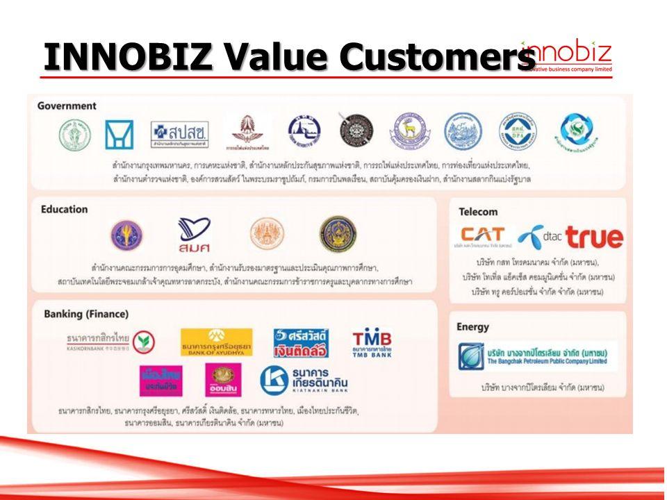 INNOBIZ Value Customers