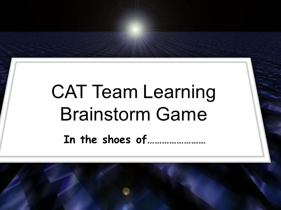 CAT Synergy: Fight through the Storm of Challenges