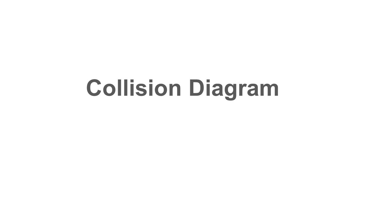 Collision Diagram