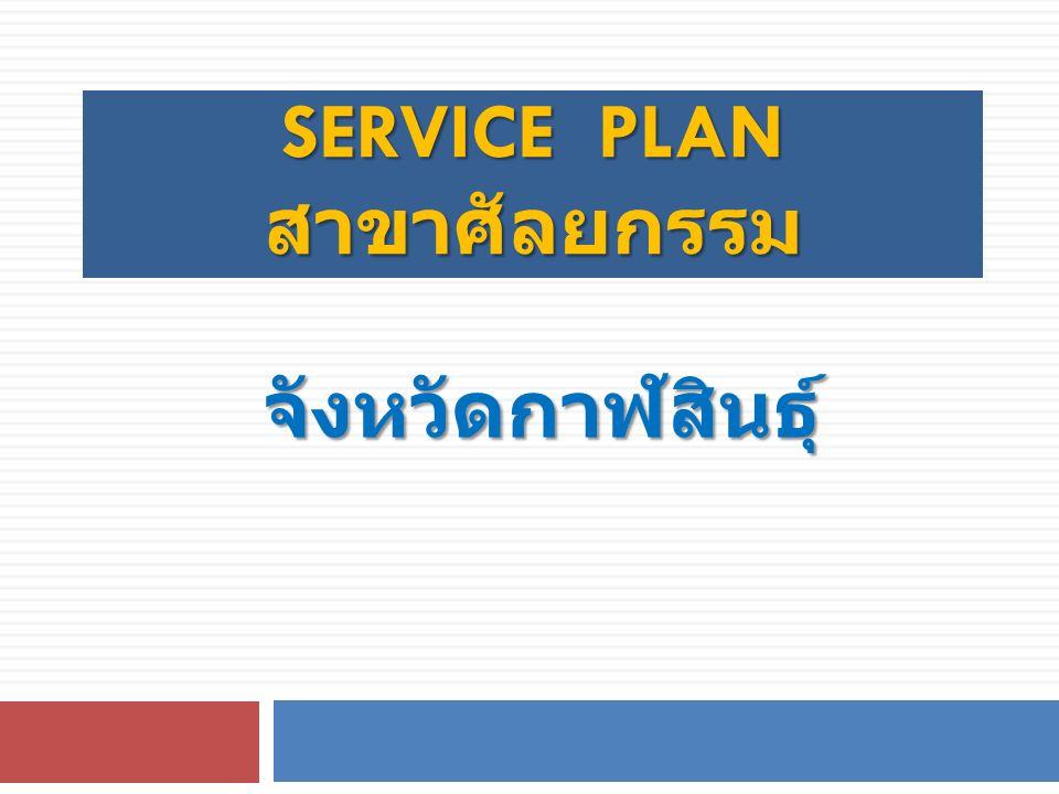 Better Service Ex.กลุ่มเครือข่ายไส้ติ่ง กมลาไสย ร่องคำ ฆ้องชัย ข้อตกลง  รพ.