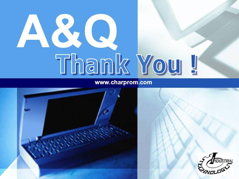 LOGO www.charprom.com A&Q