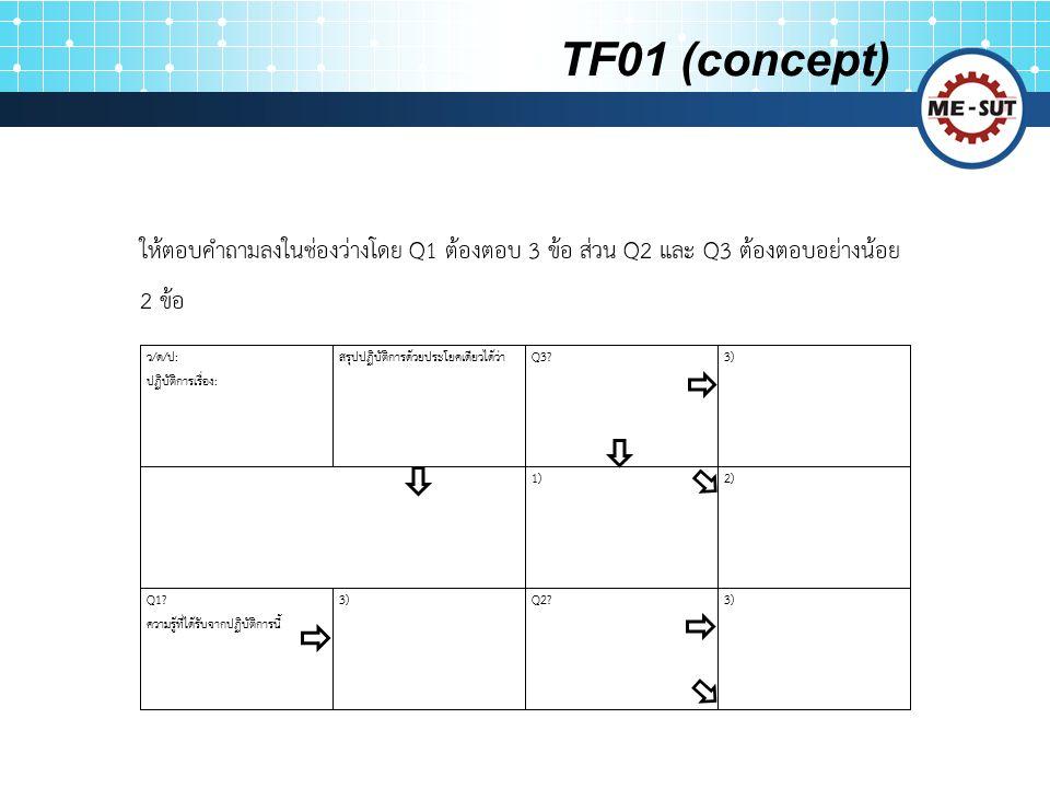 TF01 (concept)