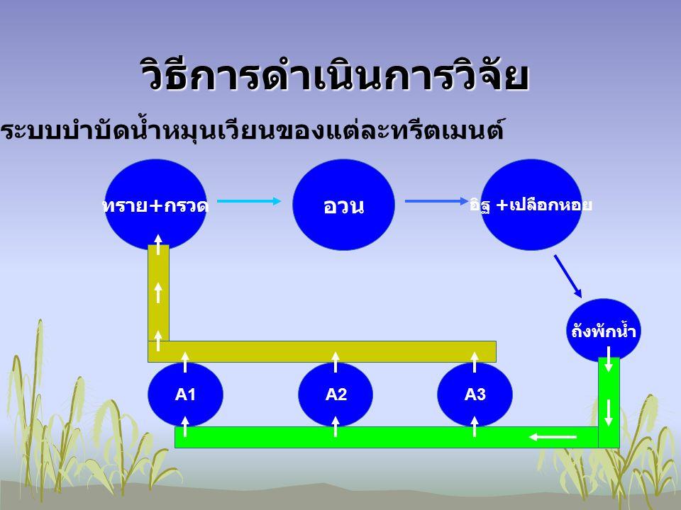 วิธีการดำเนินการวิจัย 5.