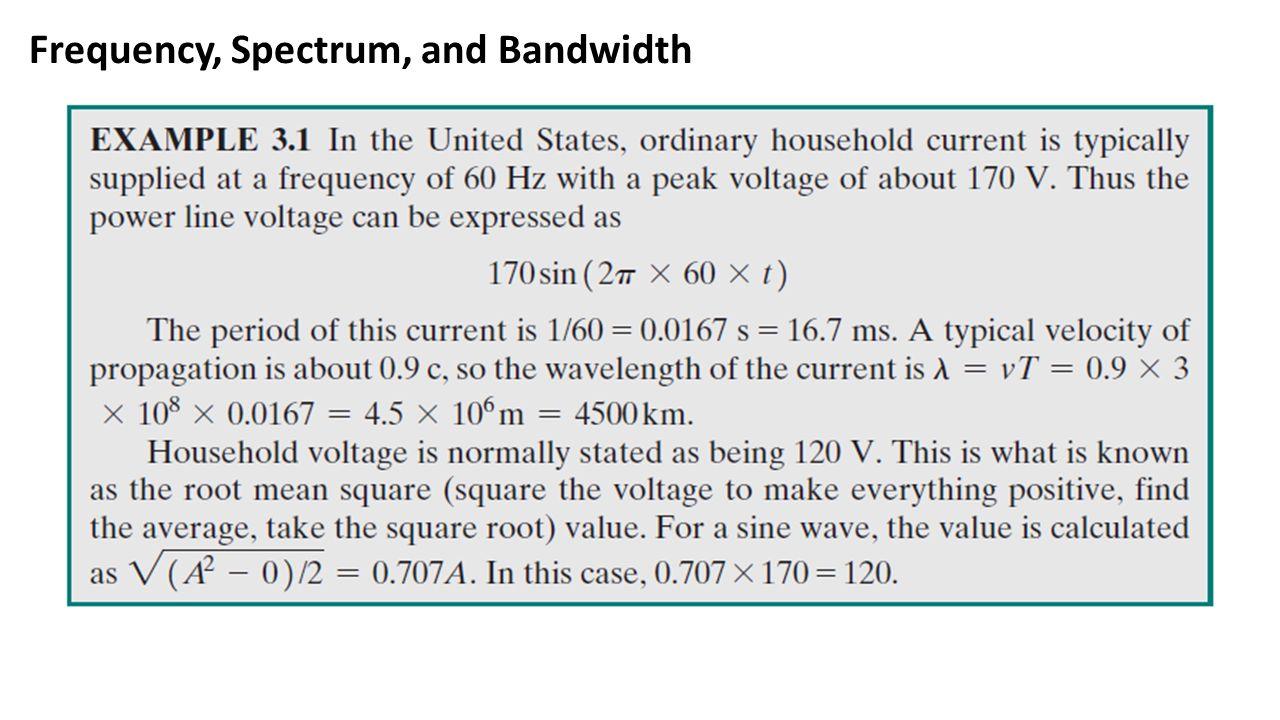 Analog and Digital Data Analog = continuous Digital = discrete Analog vs.