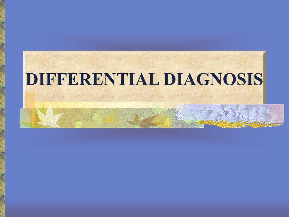 ENT Examination •OC : ulcerative lesion at Lt.