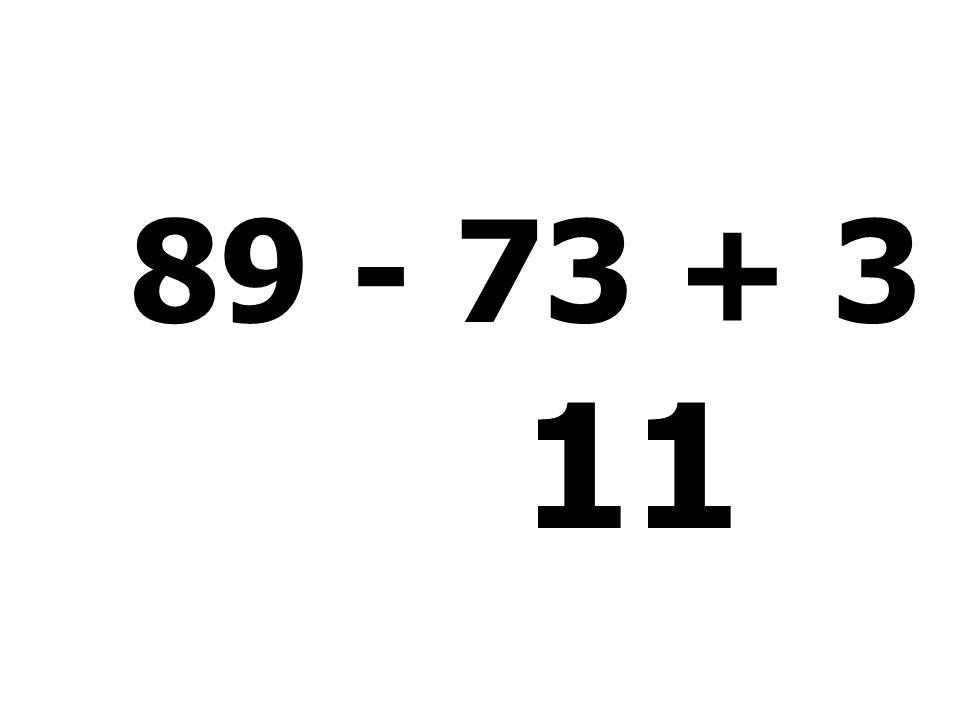 78 - 75 + 1 - 4 = 0
