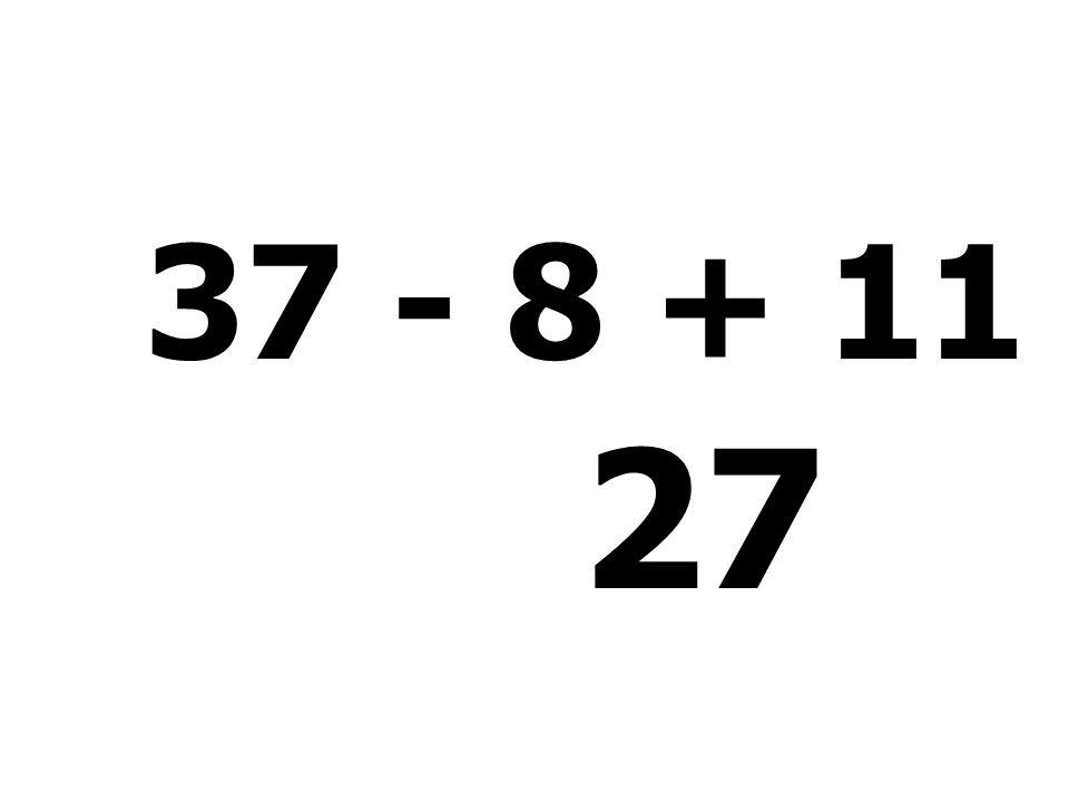 42 + 55 - 87 - 9 = 1