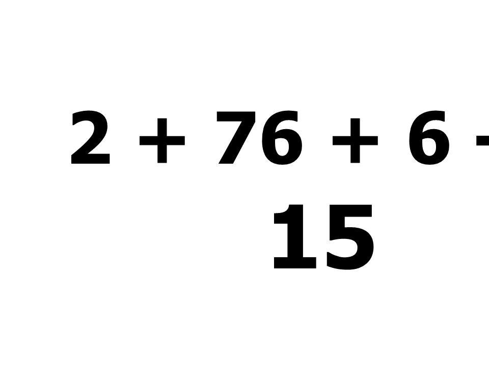 22 + 13 + 9 - 8 = 36