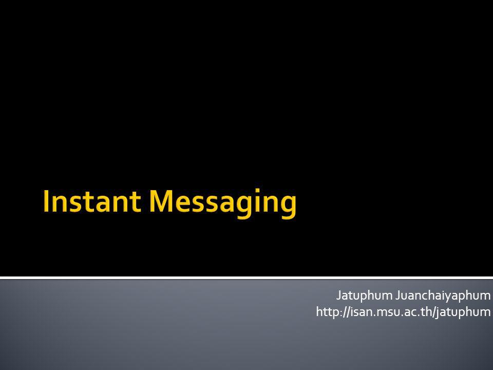 Jatuphum Juanchaiyaphum http://isan.msu.ac.th/jatuphum