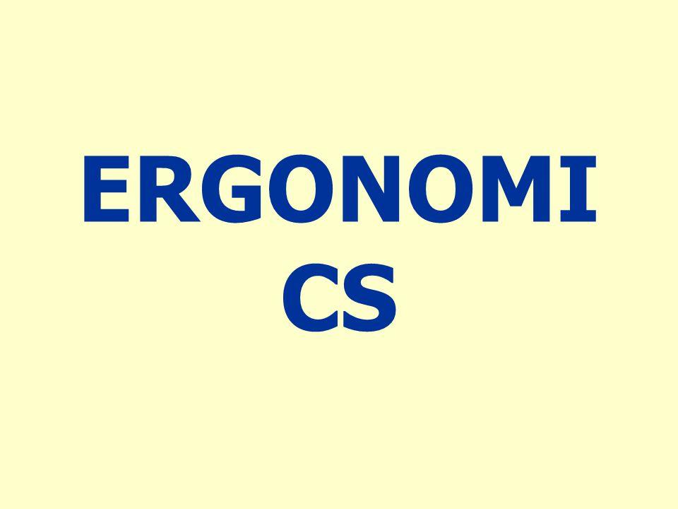 ERGONOMI CS