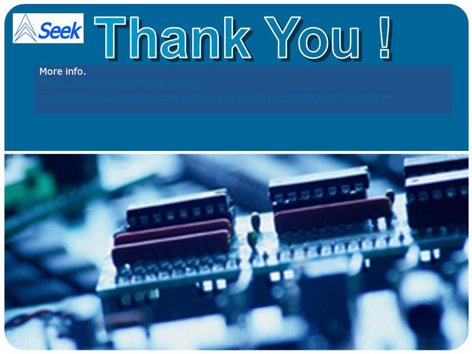 LOGO More info. http://www.air-stream.org.au/eirp http://www.tutorialsweb.com/satcom/link-power-budget/transmit-eirp.htm