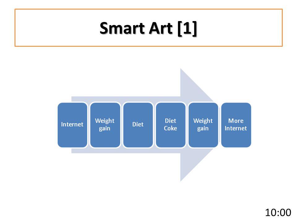 Smart Art [1] 10:00
