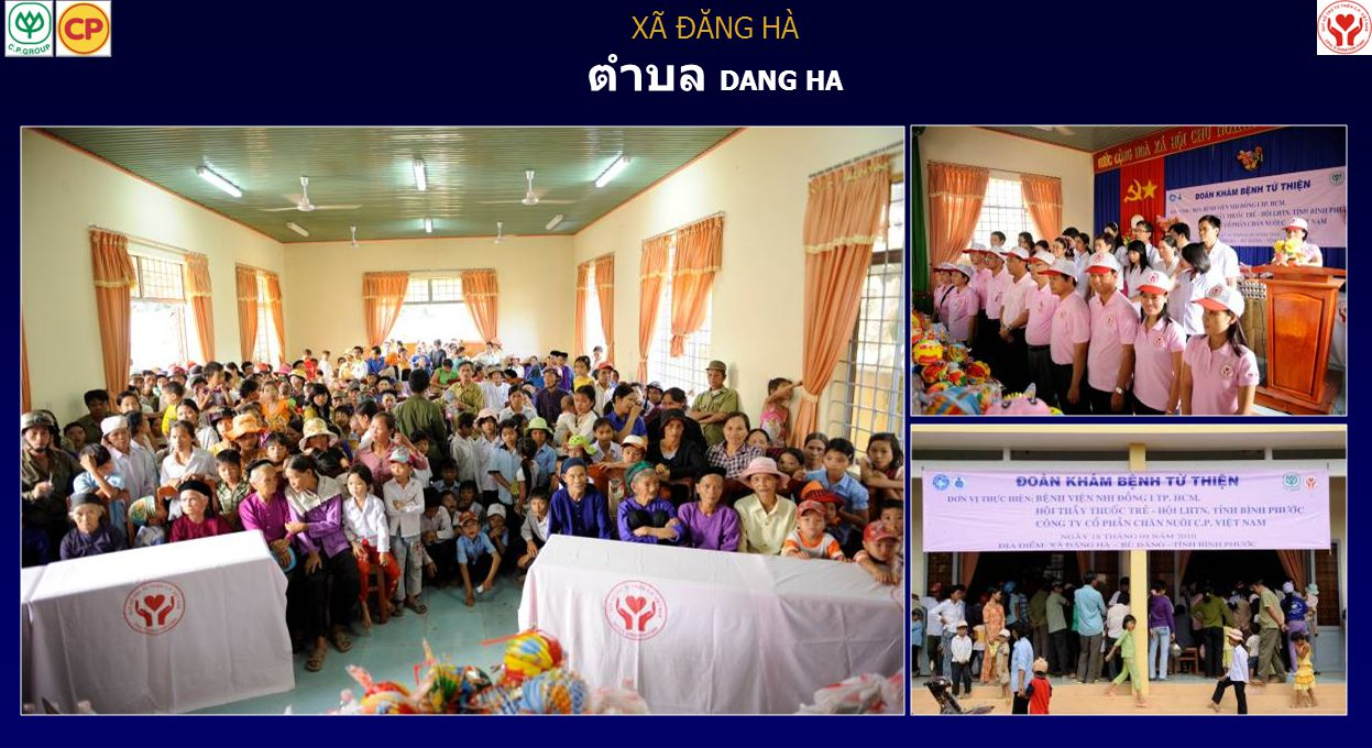 XÃ ĐĂNG HÀ ตำบล DANG HA