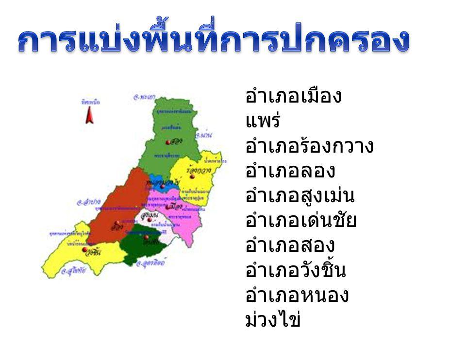 แพร่เป็นเมืองที่มีขนาดเล็กอยู่ทาง ภาคเหนือของประเทศไทย เป็นจังหวัดที่มี ความเก่าแก่ หลักฐานทางประวัติศาสตร์ไม่ พบหรือปรากฏ เมืองแพร่มีชื่อเรียก หลากหล