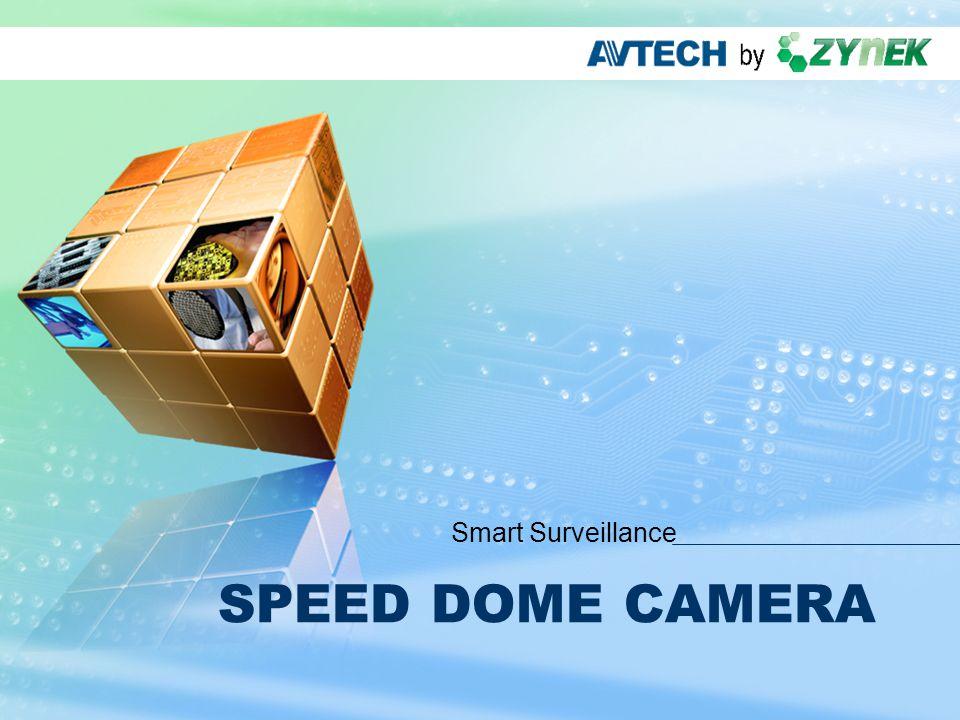 LOGO www.themegallery.com Speed Dome  การตั้งค่า ใน DVR ค่า ID เริ่มต้นของ Speed Dome AVP 311 คือ 00 ค่า ID เริ่มต้นของ Speed Dome AVP 321 คือ 01 การเปลี่ยนค่า ID ของ AVP321 ผ่าน DVR AVTECH โดยการกดปุ่ม CAMERA ที่ REMOTE จะเห็น เป็นไอคอนรูป Speed Dome ขึ้นที่มุมขวาบนของหน้าจอ นั้นแสดงว่าเราได้เข้าสู่โหมดการควบคุม Speed Dome แล้ว Speed Dome Ready