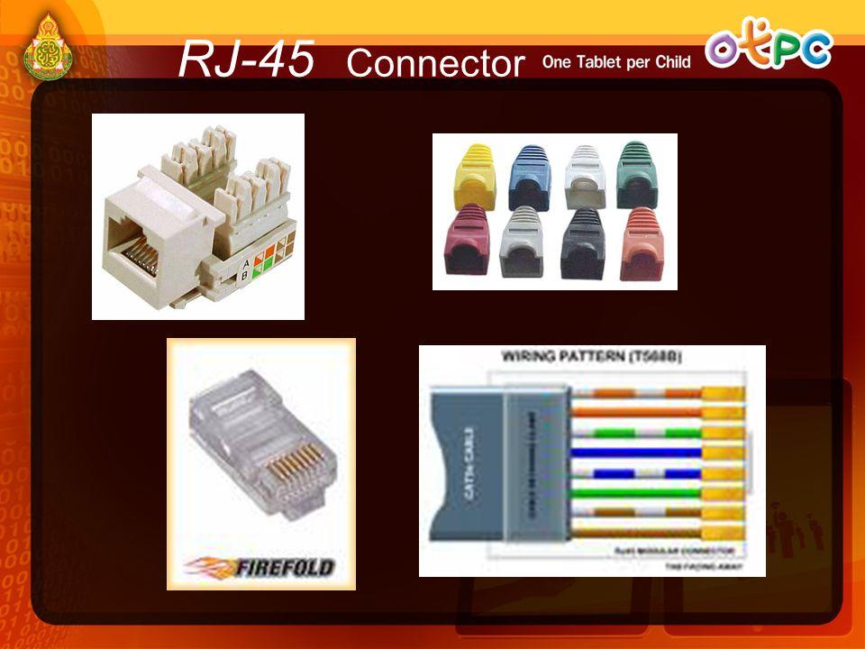 RJ-45 Connector