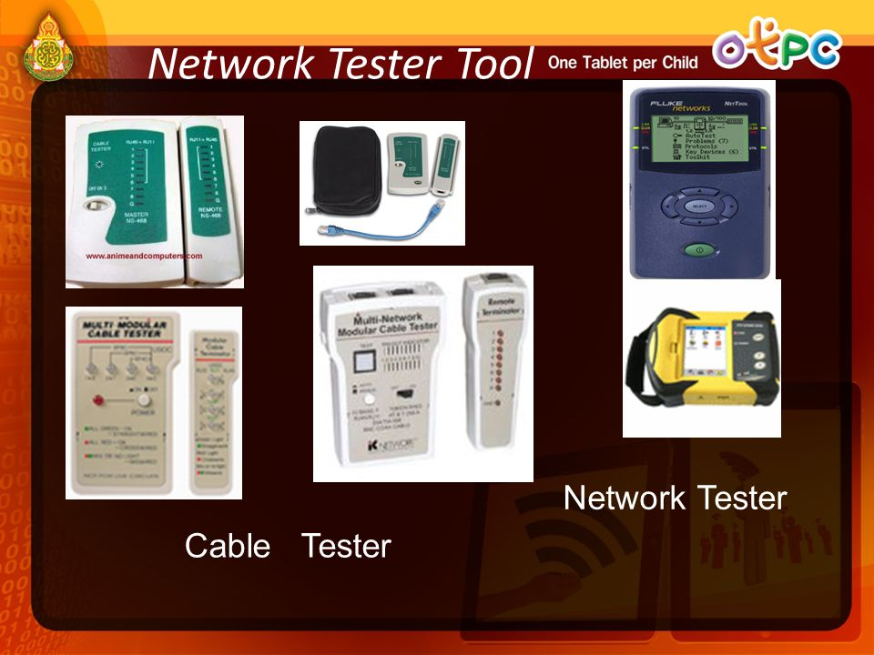 Network Tester Tool Cable Tester Network Tester