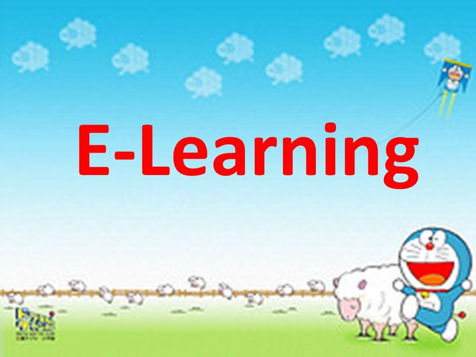 E-Learning คืออะไร คำว่า E-Learning คือ การเรียน การสอนใน ลักษณะ หรือรูปแบบใดก็ได้ ซึ่งการถ่ายทอดเนื้อหา นั้น กระทำผ่านทางสื่ออิเล็กทรอนิกส์ เช่น ซีดีรอม เครือข่ายอินเทอร์เน็ต อินทราเน็ต เอ็กซทราเน็ต หรือ ทางสัญญาณโทรทัศน์ หรือ สัญญาณดาวเทียม (Satellite) ฯลฯ เป็นต้น ซึ่งการเรียนลักษณะนี้ได้มี การนำเข้าสู่ตลาดเมืองไทยในระยะหนึ่งแล้ว เช่น คอมพิวเตอร์ช่วยสอนด้วยซีดีรอม, การเรียนการ สอนบนเว็บ (Web-Based Learning), การเรียน ออนไลน์ (On-line Learning) การเรียน ทางไกลผ่านดาวเทียม หรือ การเรียนด้วยวีดีโอผ่าน ออนไลน์