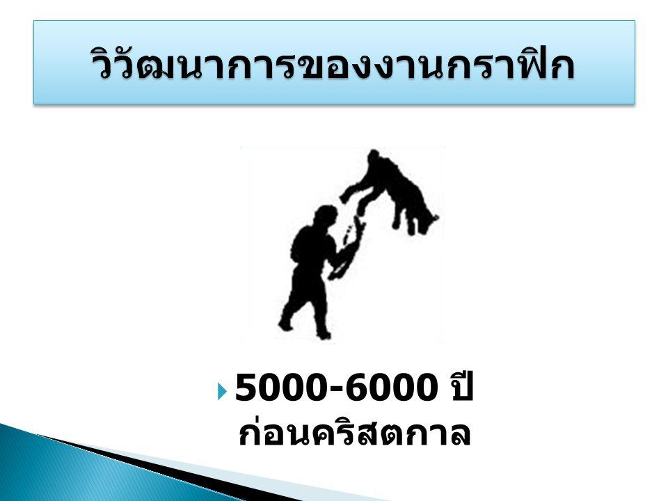  5000-6000 ปี ก่อนคริสตกาล
