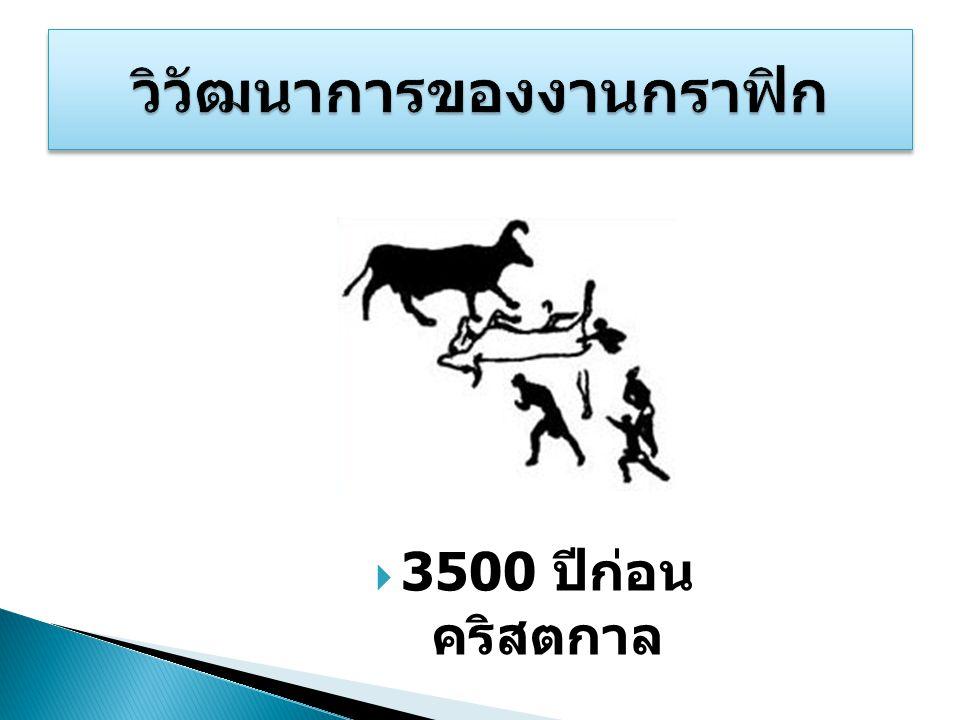  2500-3500 ปี ก่อนคริสตกาล