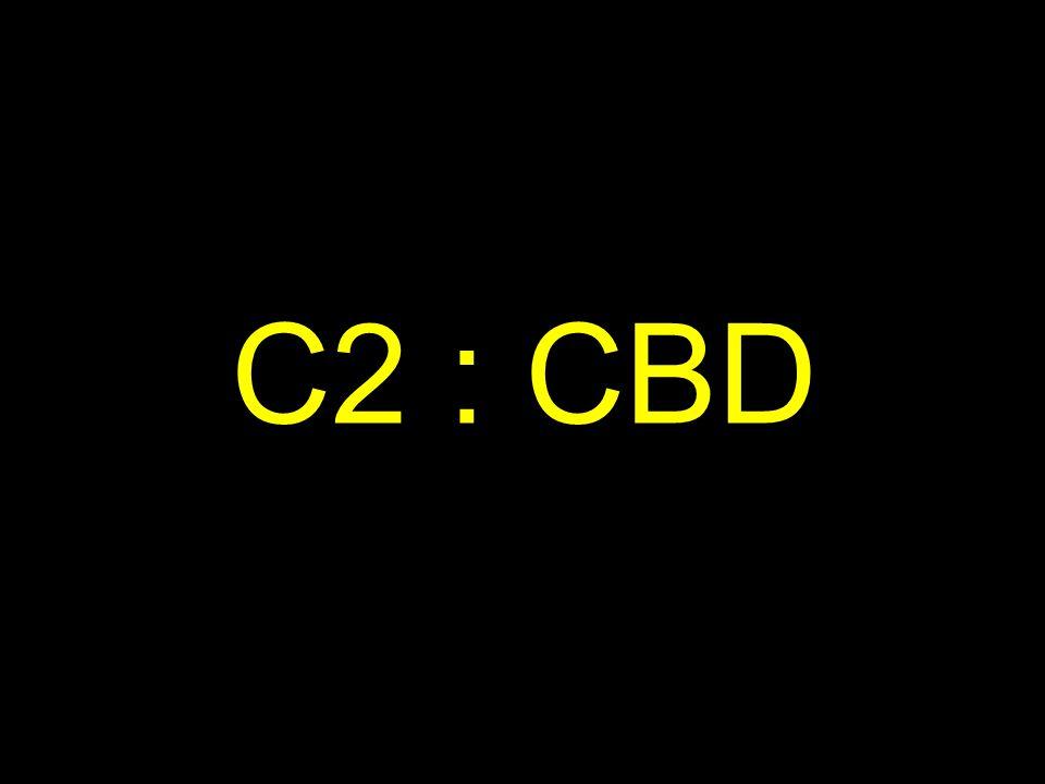 C2 : CBD