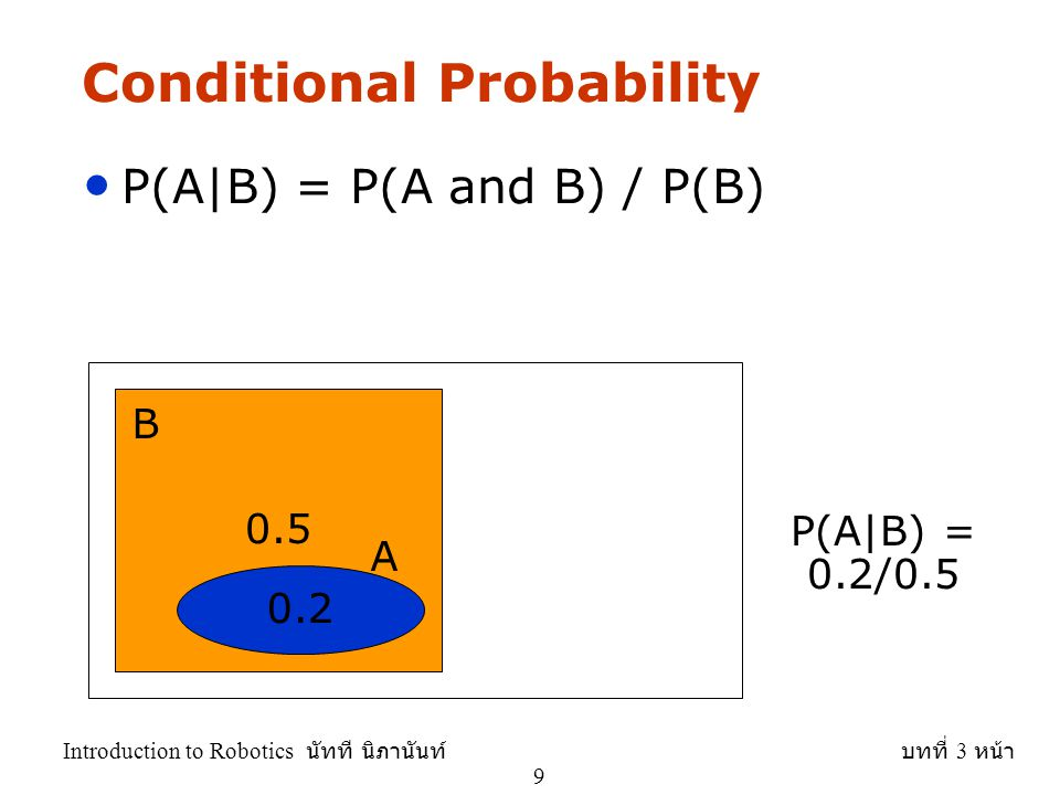 10 Law of Total Probability, Marginals Discrete caseContinuous case