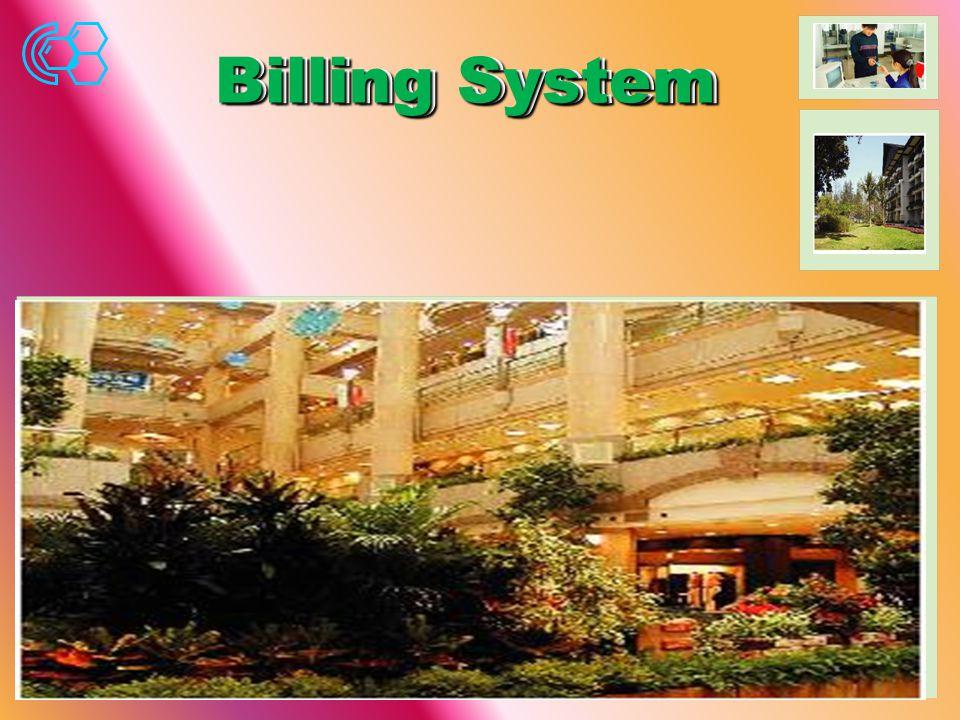Billing System Billing System