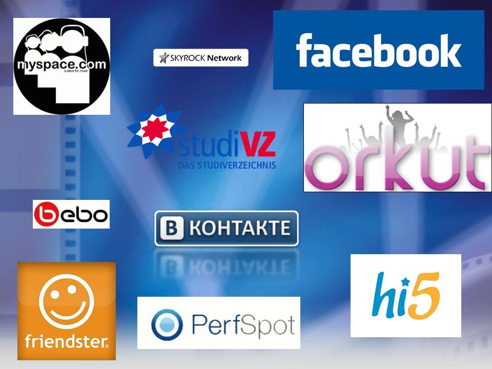 1.MySpace.com 2. FaceBook.com 3. Orkut.com 4. Hi5.com 5.